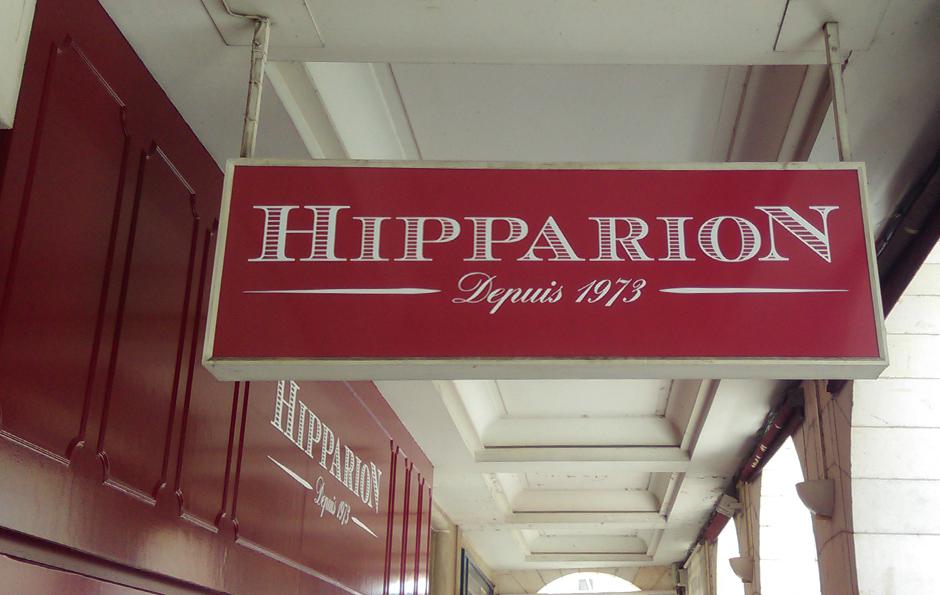 hipparion-caisson